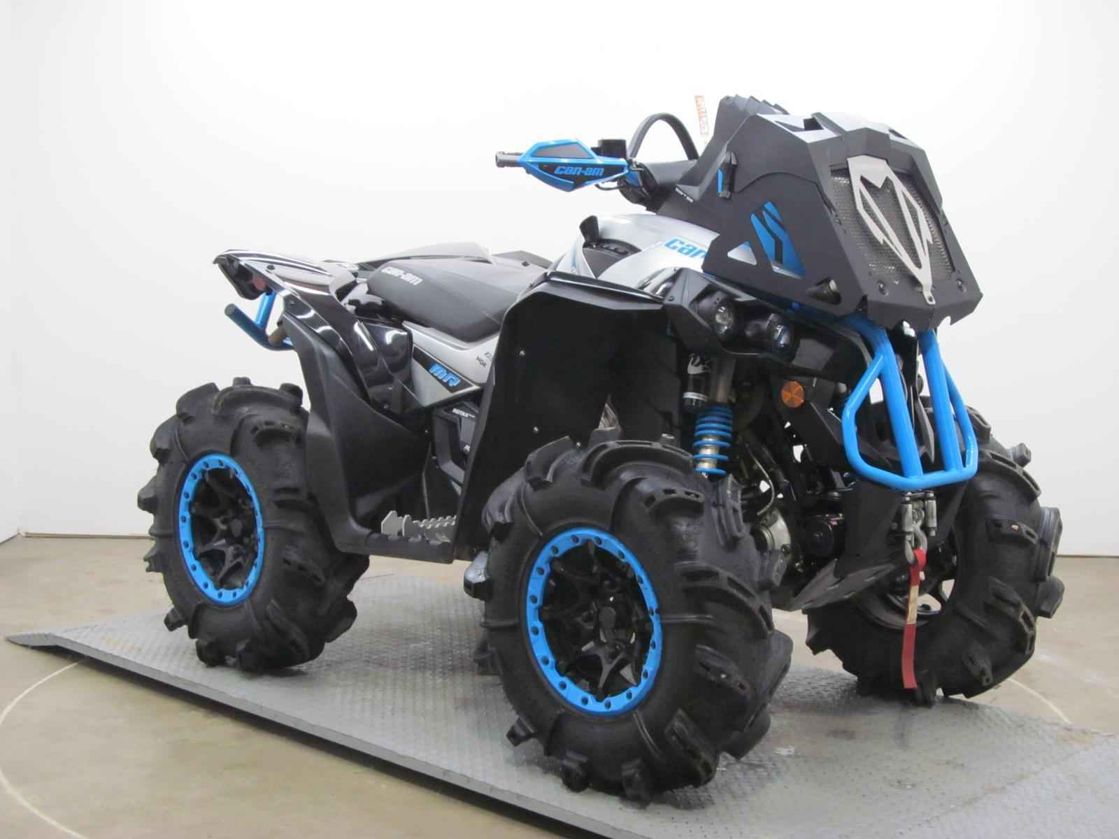 Used 2016 Can Am RENEGADE 1000 X MR ATVs For Sale in Minnesota on