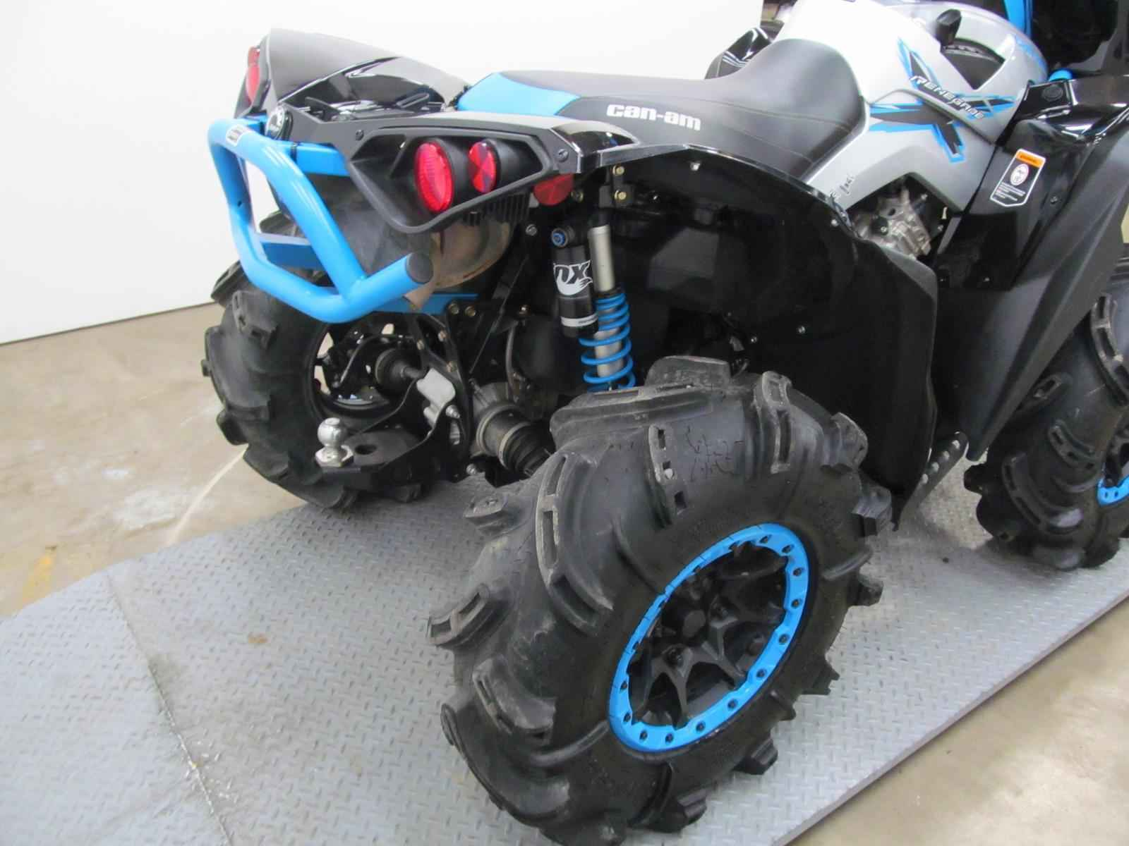 Used 2016 Can Am Renegade 1000 X Mr Atvs For In Minnesota 11 499