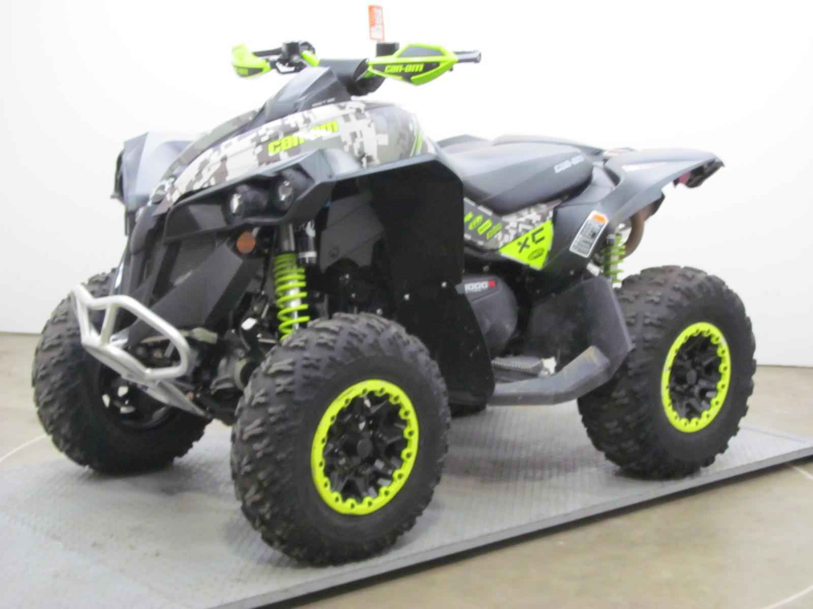 Used 2016 Can Am Renegade 1000r X Xc Atvs For In Minnesota 10 999