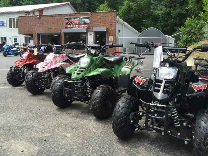used 2016 coolster 110 atvs for sale in massachusetts on atv trades. Black Bedroom Furniture Sets. Home Design Ideas