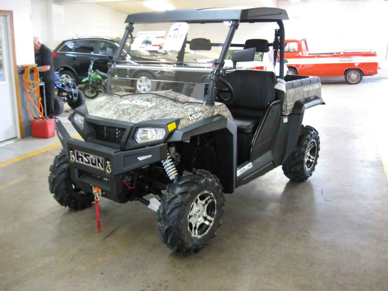 Used 2016 Hisun SECTOR 1000 ATVs For Sale in Pennsylvania ...