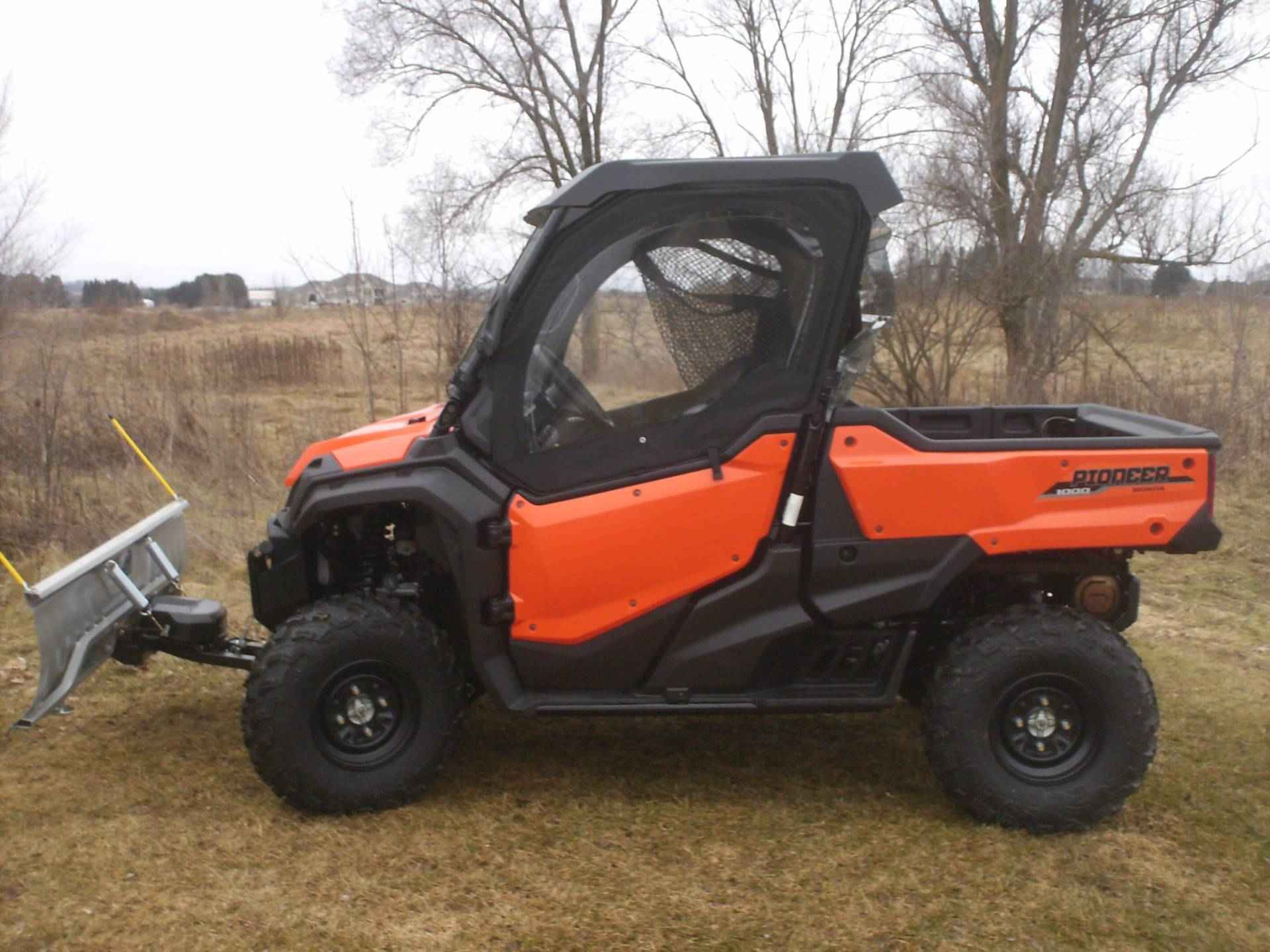 used 2016 honda pioneer 1000 eps atvs for sale in wisconsin on atv trades. Black Bedroom Furniture Sets. Home Design Ideas
