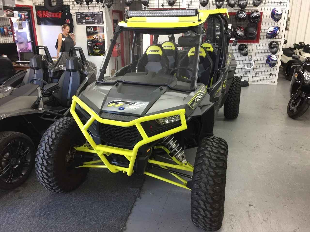 Used 2016 Polaris Rzr 1000 Xp 4 Seater Atvs For In Tennessee 21 900