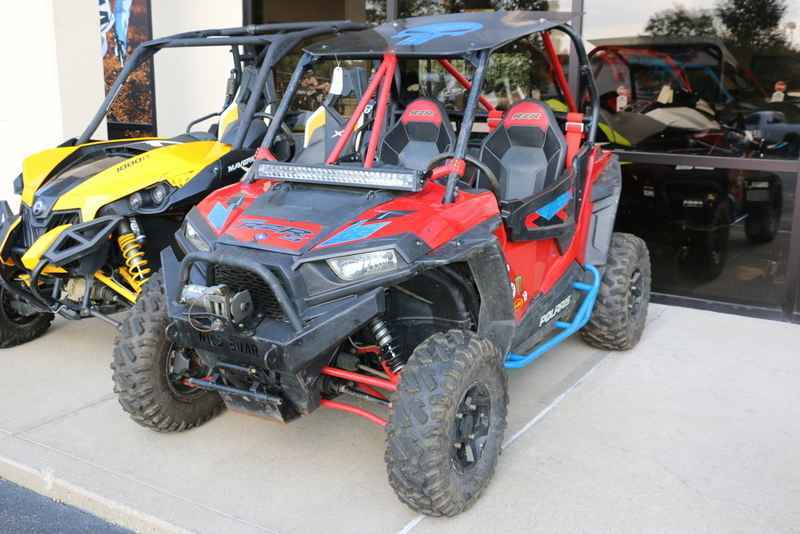 used 2016 polaris rzr s 900 eps havasu red pearl atvs for sale in kentucky on atv trades. Black Bedroom Furniture Sets. Home Design Ideas
