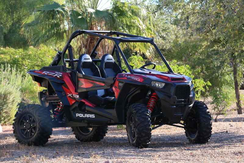 used 2016 polaris rzr xp 1000 eps sunset red atvs for sale in arizona on atv trades. Black Bedroom Furniture Sets. Home Design Ideas