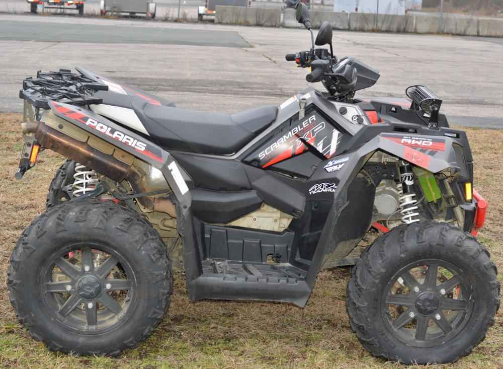Used 2016 Polaris Scrambler XP 1000 ATVs For Sale in Massachusetts on  atvtrades com