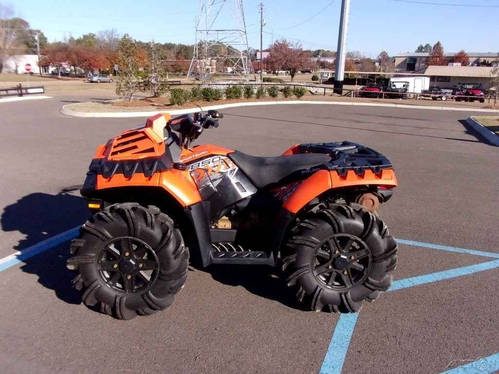 Used 2016 Polaris Sportsman 850 High Lifter Edition Atvs For In Mississippi On Atv Trades