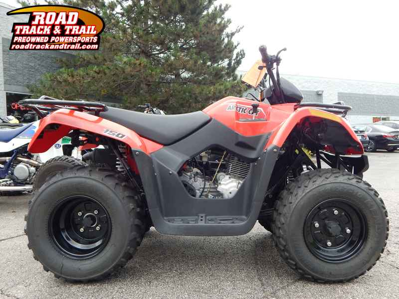 Used 2017 Arctic Cat 150 ATVs For Sale in Wisconsin on ATV ...
