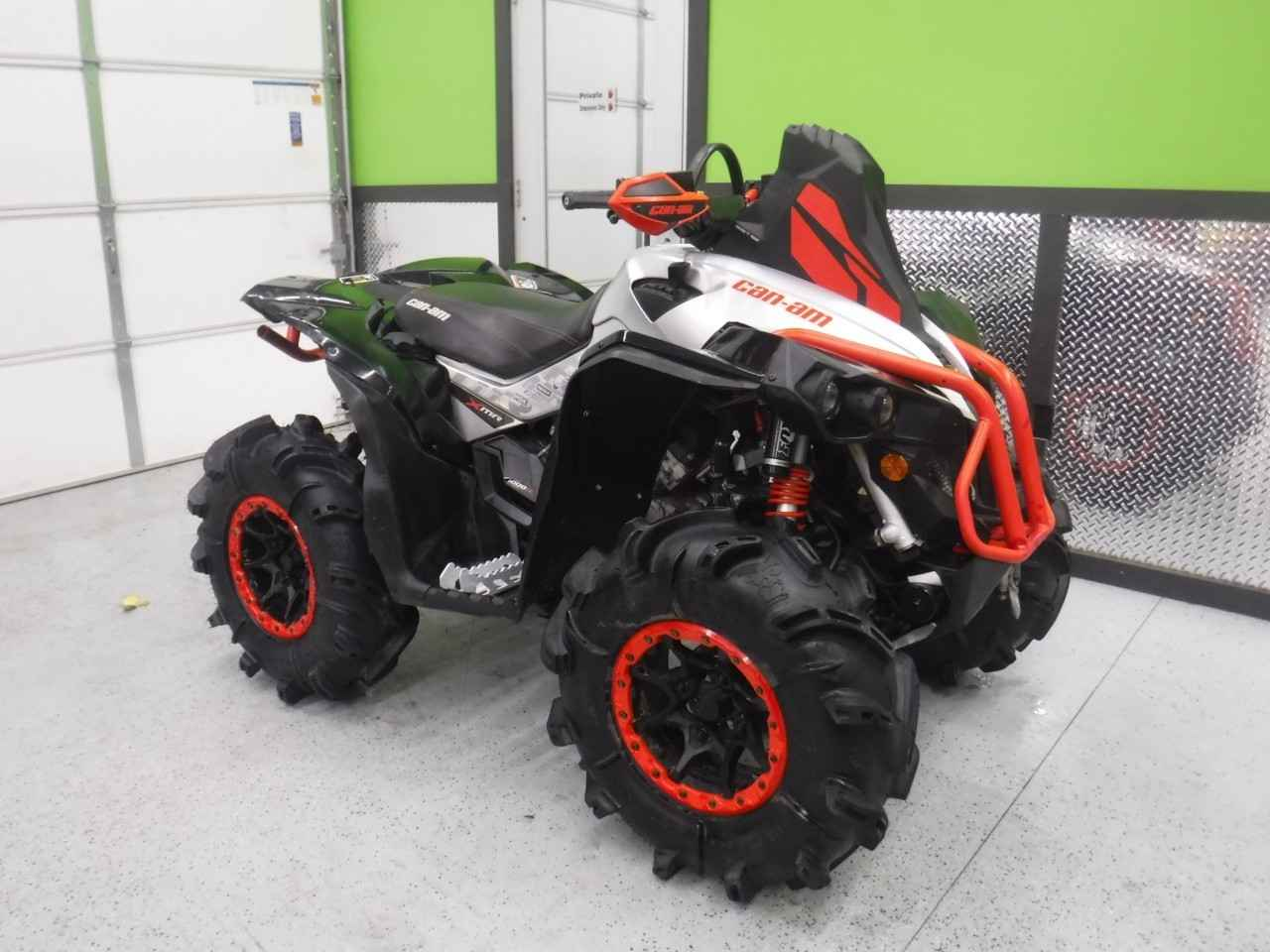 Used 2017 Can Am Renegade X Mr 1000r Atvs For In Minnesota 10 999